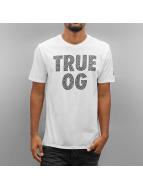 Jordan T-skjorter 3 True OG hvit