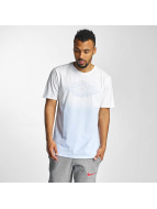 Jordan T-skjorter Fadeaway Faded hvit