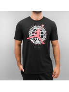 Jordan T-skjorter In Pursuit Of svart