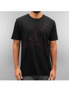 Jordan T-skjorter Jumpman Rise Dri Fit svart