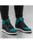 Jordan Tennarit 1 Retro (GS) High musta