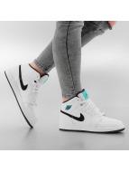 Jordan Zapatillas de deporte 1 Mid blanco