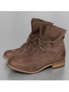Jumex Çizmeler/Kısa çizmeler Basic kahverengi