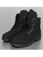 Jumex Čižmy/Boots Basic èierna