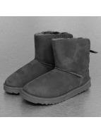Jumex Čižmy/Boots Basic Low šedá