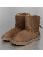 Jumex Čižmy/Boots Low Moonboots kaki