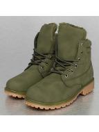 Jumex Čižmy/Boots Basic olivová