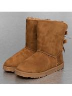 Jumex Ботинки High Moon коричневый