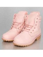 Jumex Ботинки Basic розовый