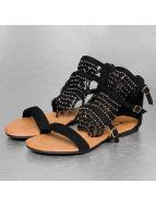 Jumex Badesko/sandaler Summer svart