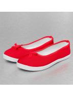 Jumex Ballerinat Summer Basic punainen