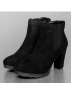 Jumex Boots/Ankle boots High Basic black