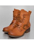 Jumex Boots Pu braun