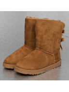 Jumex Boots High Moon braun