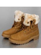 Jumex Boots Fur Hike braun
