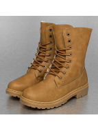 Jumex Boots Fur Basic bruin