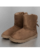 Jumex Boots Low Moonboots caqui