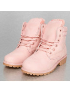 Jumex Boots Basic rosa chiaro