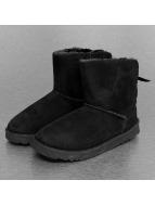Jumex Boots Basic Low schwarz