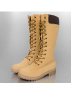 Jumex High Boots Camel