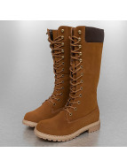 Jumex High Boots Brown