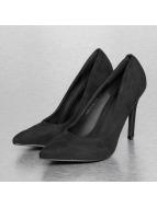 Jumex Chaussures à talon Basic noir