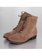 Jumex Chaussures montantes Basic kaki