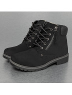 Jumex Chaussures montantes Low Basic noir