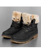 Jumex Chaussures montantes Fur Hike noir