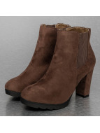 High Basic Booties Khaki...