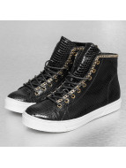 High Top Sneaker Black...