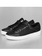 Jumex Sneaker Glitter schwarz