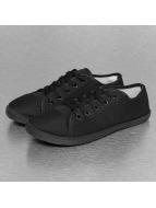 Jumex Sneaker Basic Lite schwarz