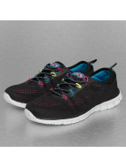 Jumex Sneaker Color Sport schwarz