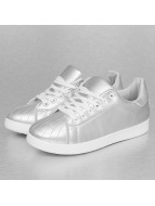 Jumex Sneakers Color silver colored