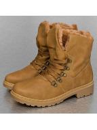 Jumex Støvler Basic Fur beige