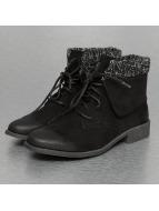 Jumex Støvlet Wool sort