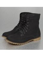 Jumex Støvlet Basic Lite sort
