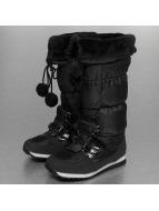 Jumex Stiefel Winter schwarz