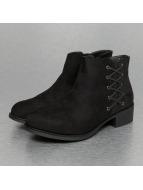 Jumex Stiefelette Basic schwarz