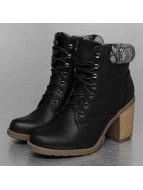 Jumex Stiefelette Wool Booties schwarz