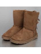 Jumex Vapaa-ajan kengät Basic High khakiruskea