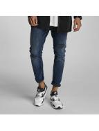 Just Rhyse Облегающие джинсы Callum синий