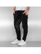 Just Rhyse Спортивные брюки Bunbury черный