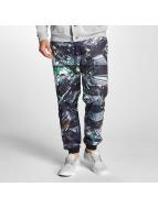 Just Rhyse Спортивные брюки Santa Cruz черный