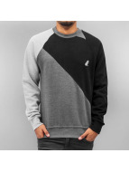 3 Tone Sweatshirt Black...