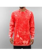 Acid Sweatshirt Bordo...