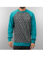 Anchor Sweatshirt Grey/T...