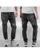 Just Rhyse Antifit Checked black