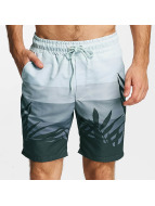 Just Rhyse Badeshorts Ocean City blue